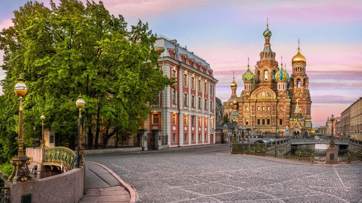 Citytrip naar Sint-Petersburg