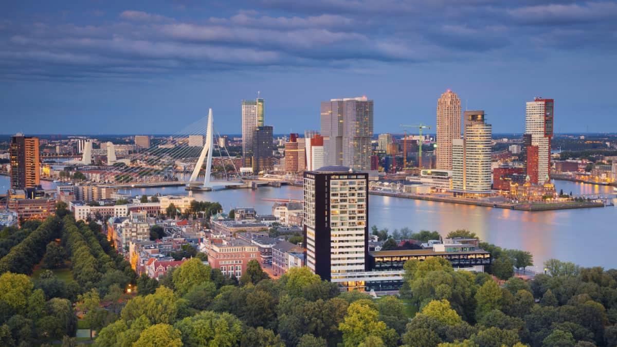 De vijf must sees in Rotterdam