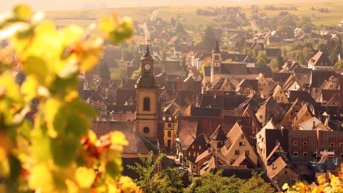 Rique-wat? Ontdek het middeleeuwse Riquewihr in de Elzas!