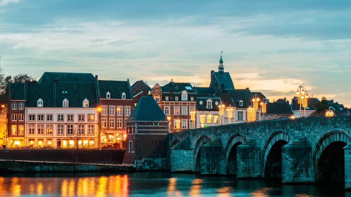 Dé vijf te bezoeken plaatsen in Maastricht