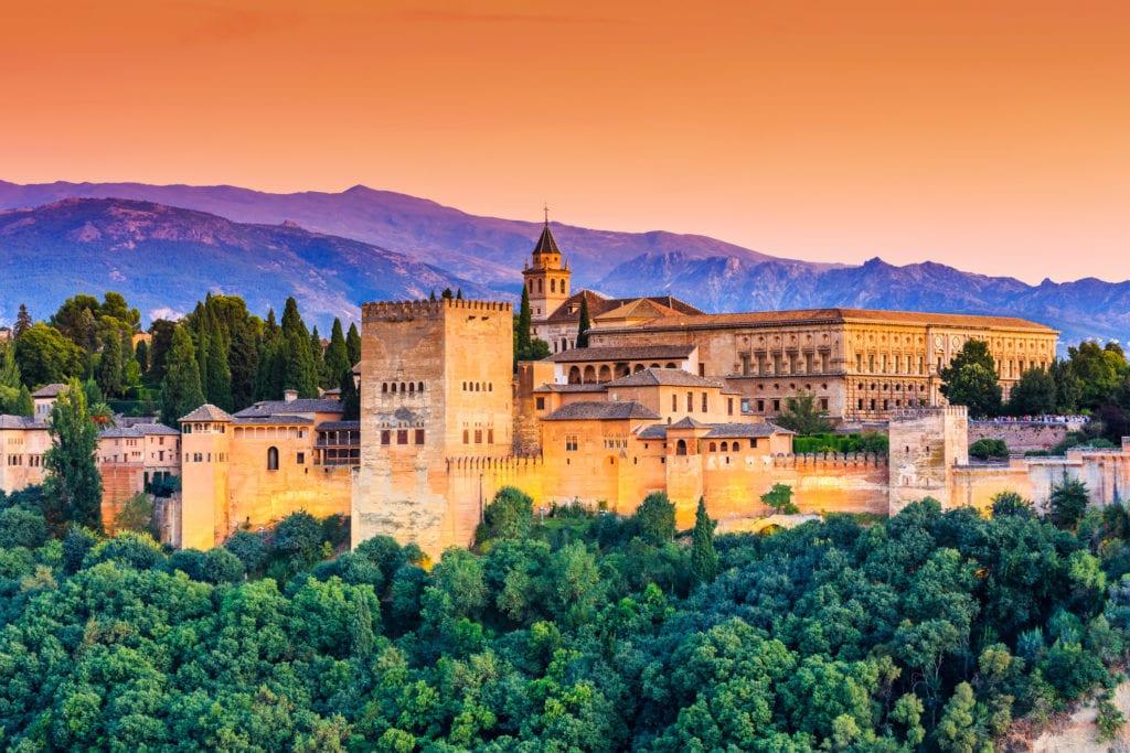Stad Alhambra