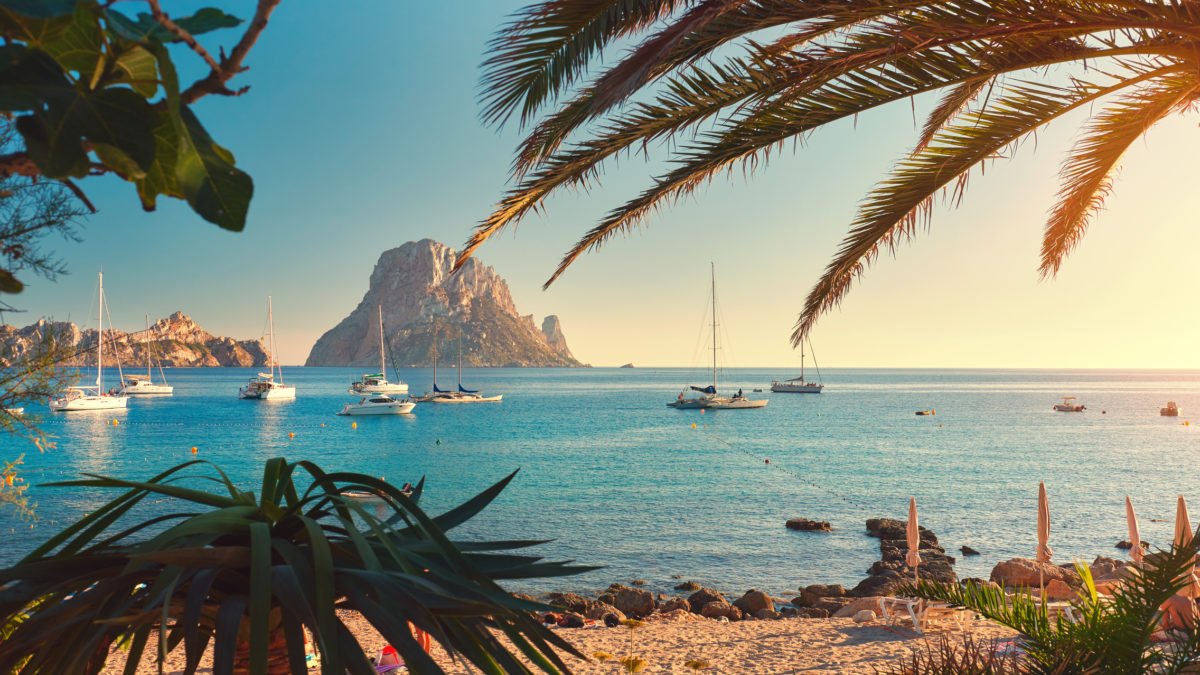 Ibiza, maar dan anders