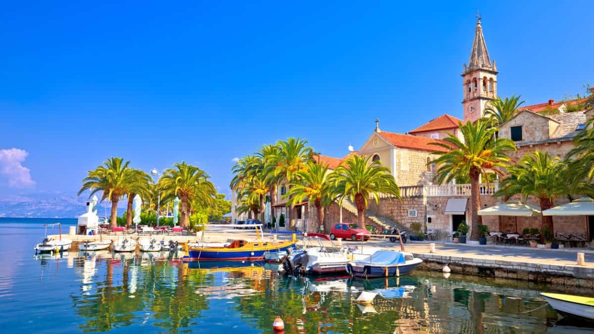 Tips voor een bezoek aan het eiland Brac in Kroatië