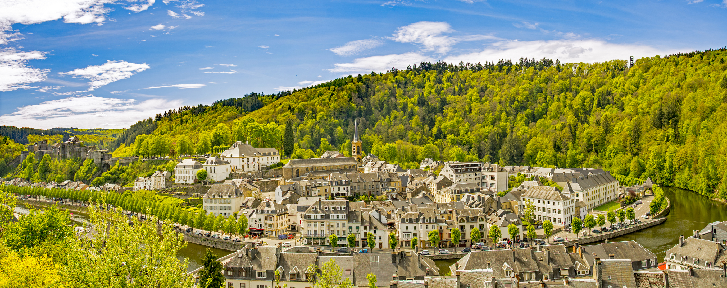 Waarom een stop in het dorpje Bouillon de moeite waard is ...