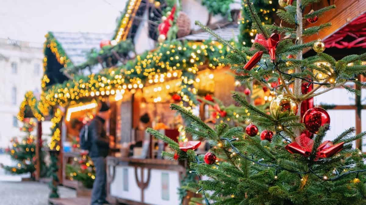 Meer kerstmarkten dan je ooit kan bezoeken