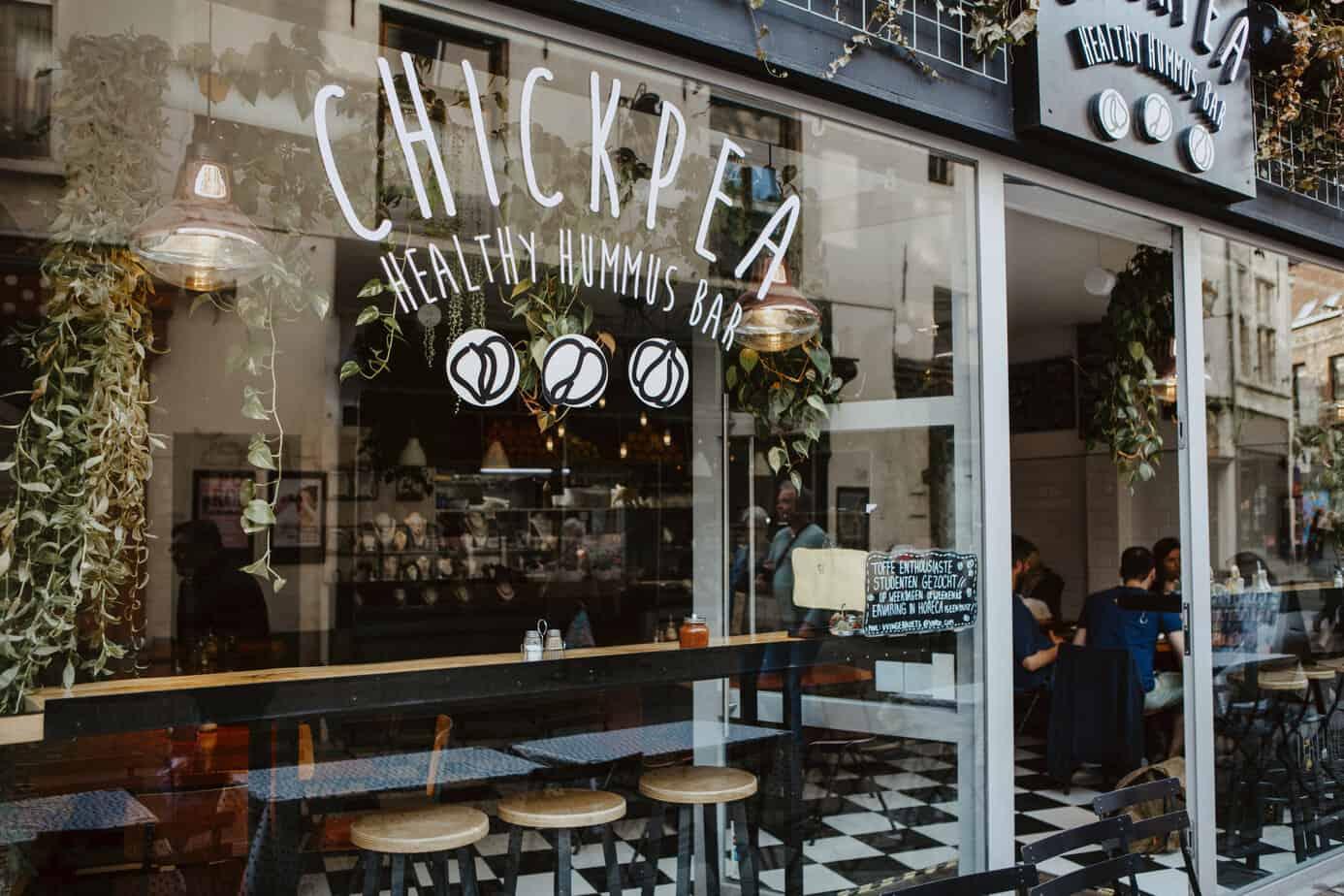 Chickpea Antwerpen