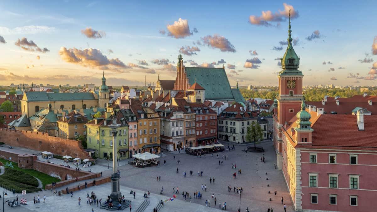 Warschau, de Poolse glorie