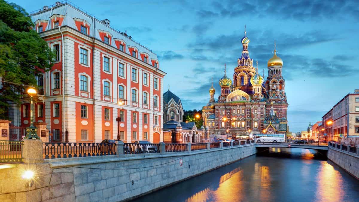 Sint-Petersburg, een ware aanrader