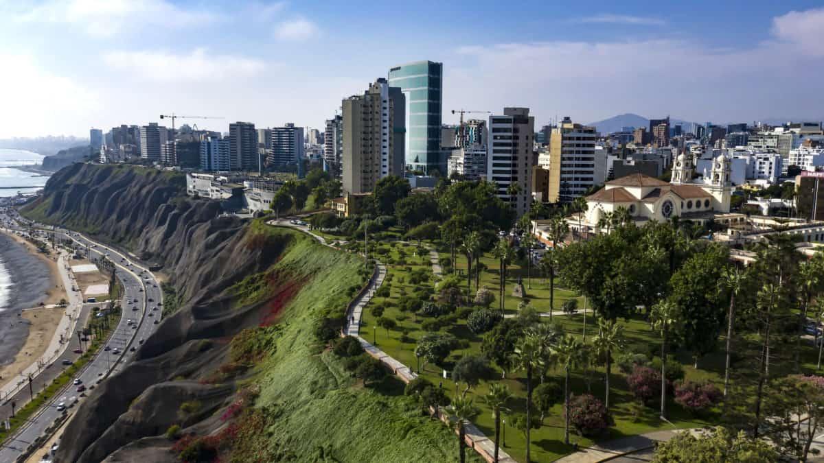 Ontdek de gezellige stad Lima