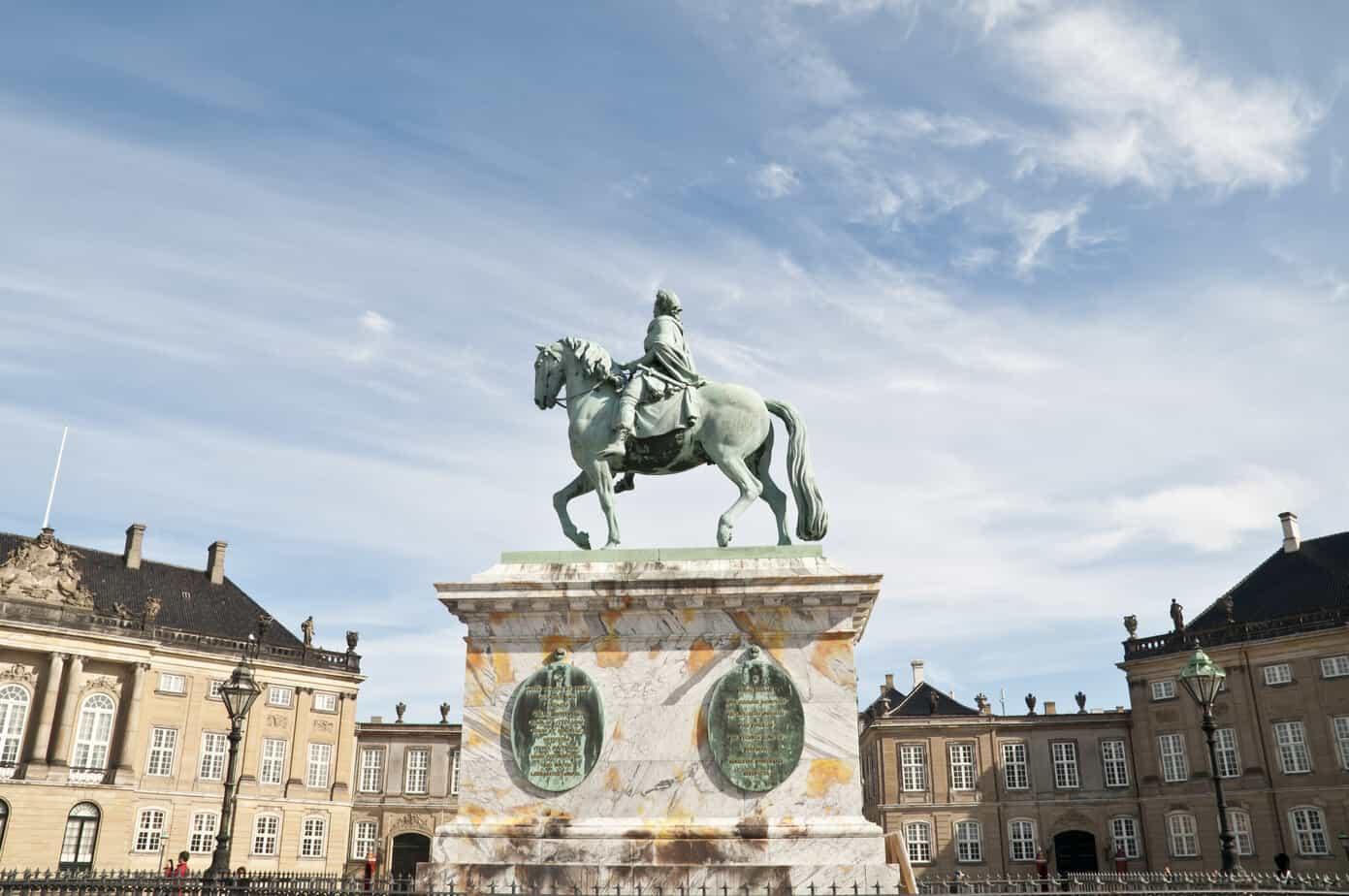 Kopenhagen, Amalienborg