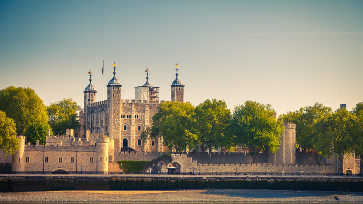 De Tower of London