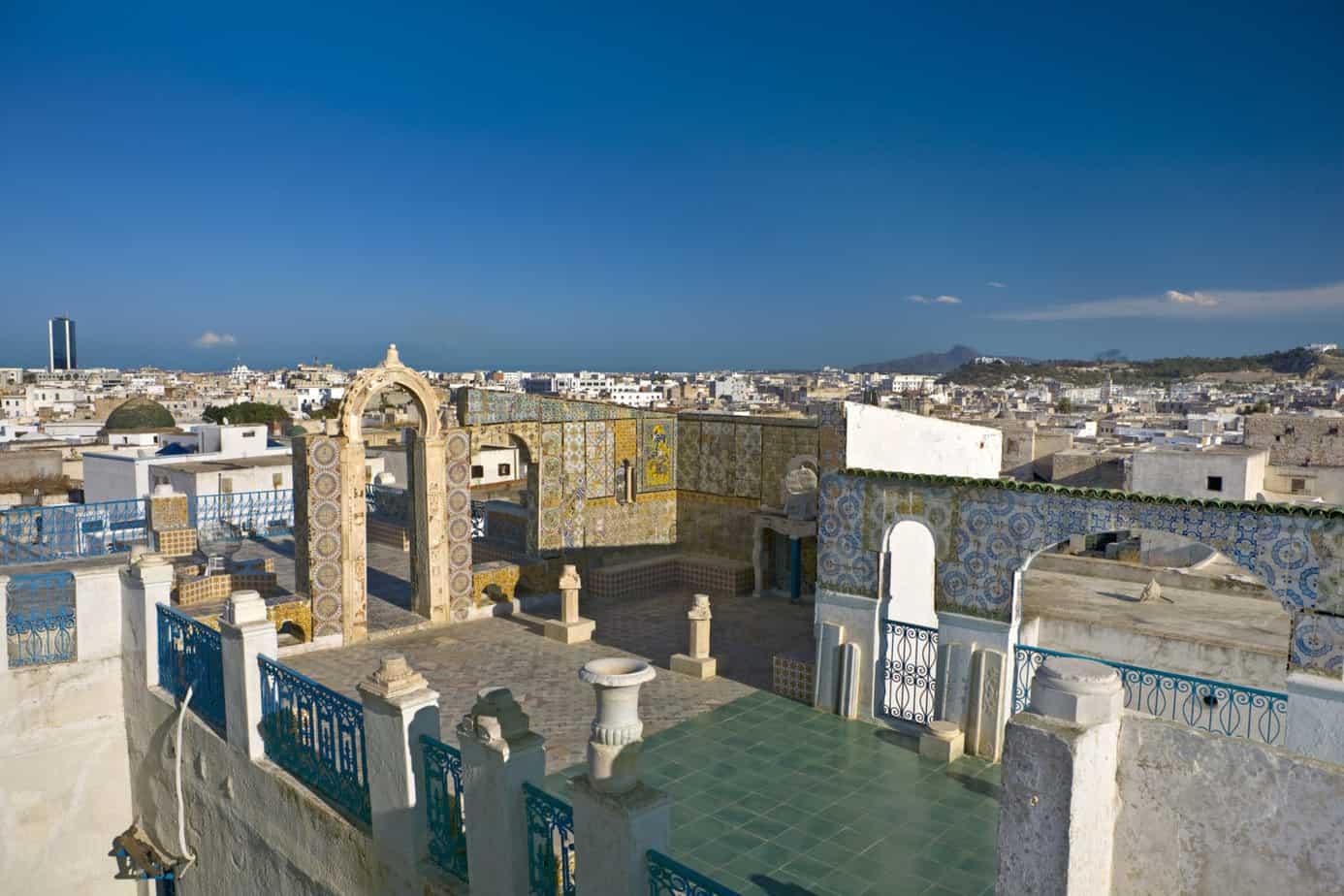Tunis, Tunesië