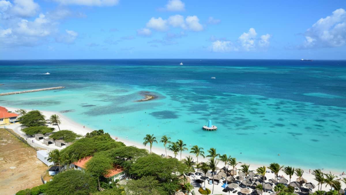 Geniet van het klimaat en de natuur op Aruba