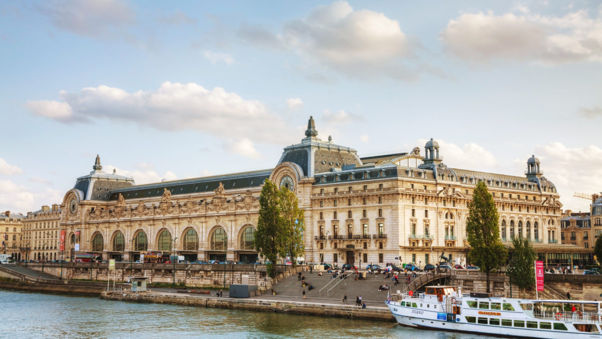 Bezoek het Musée d'Orsay