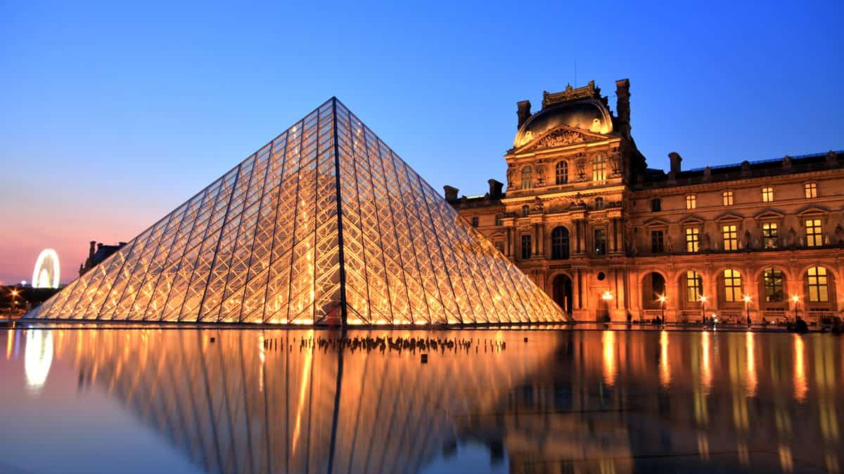Bezoek het Musée du Louvre