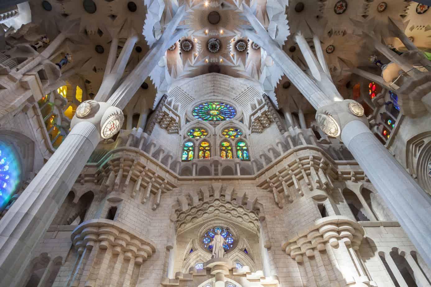 Sagrada Familia bezoeken