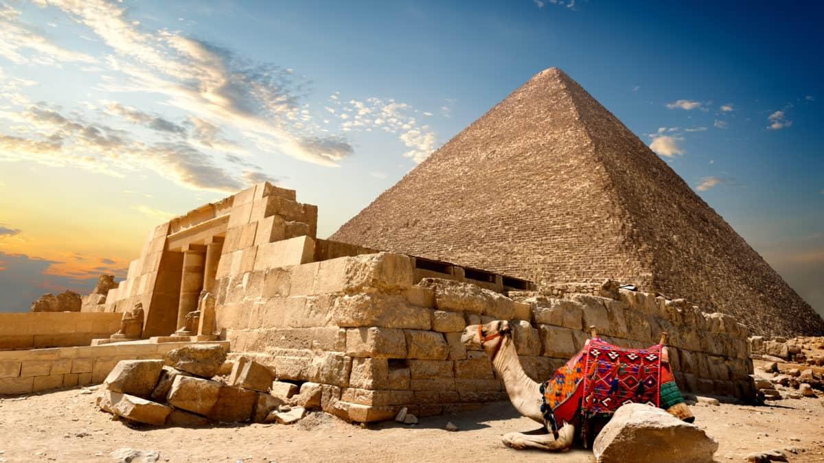 Waarom je snel naar Egypte moet