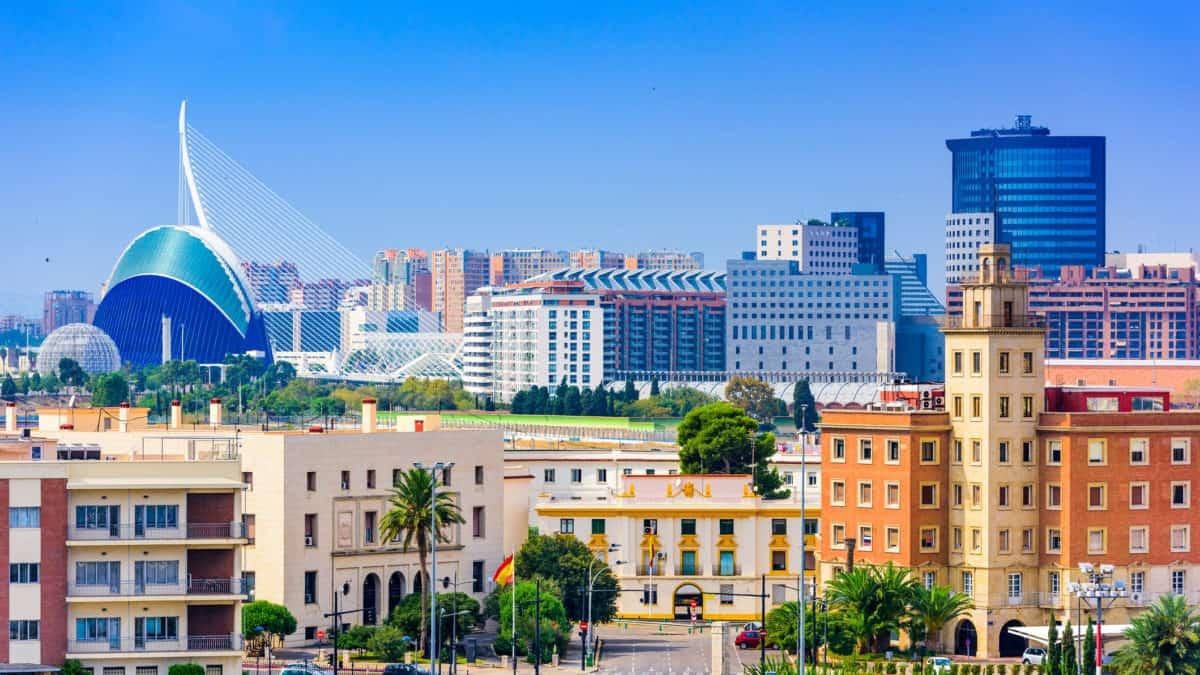 5 leukste bezienswaardigheden in Valencia