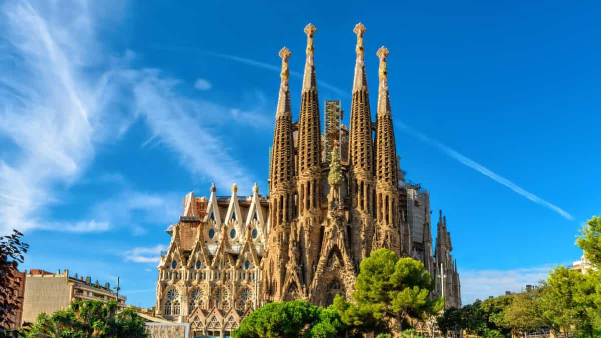 Sagrada Familia: een bezoekje waard!