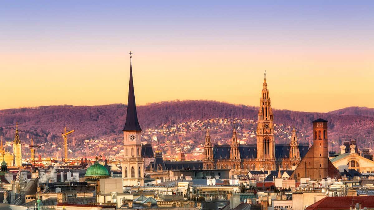 Wil je Wenen bezoeken? Wat moet je zien in de hoofdstad van Oostenrijk