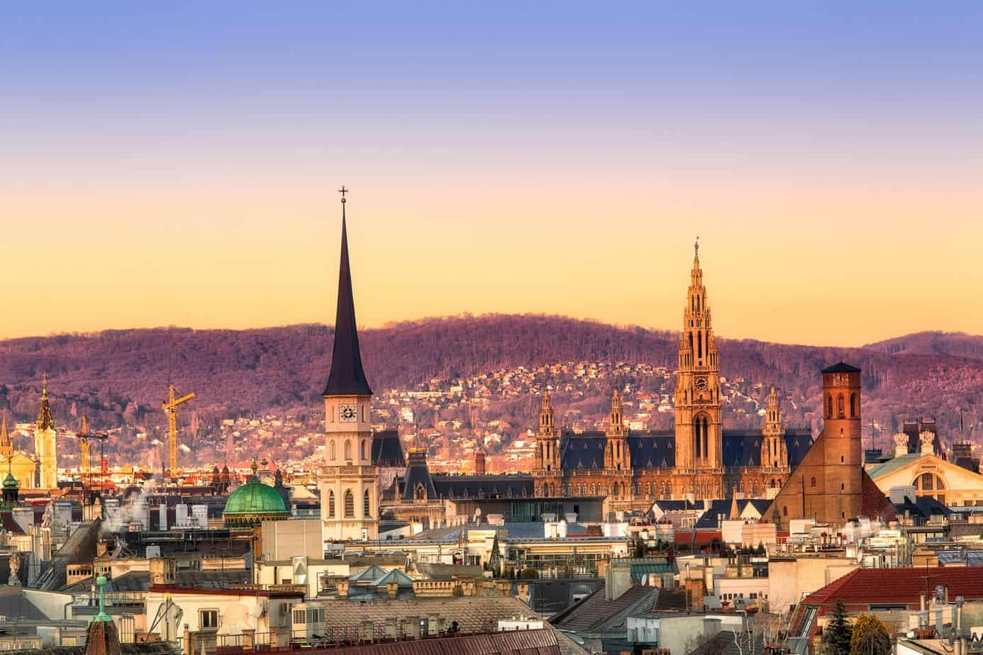 Wenen/Vienna