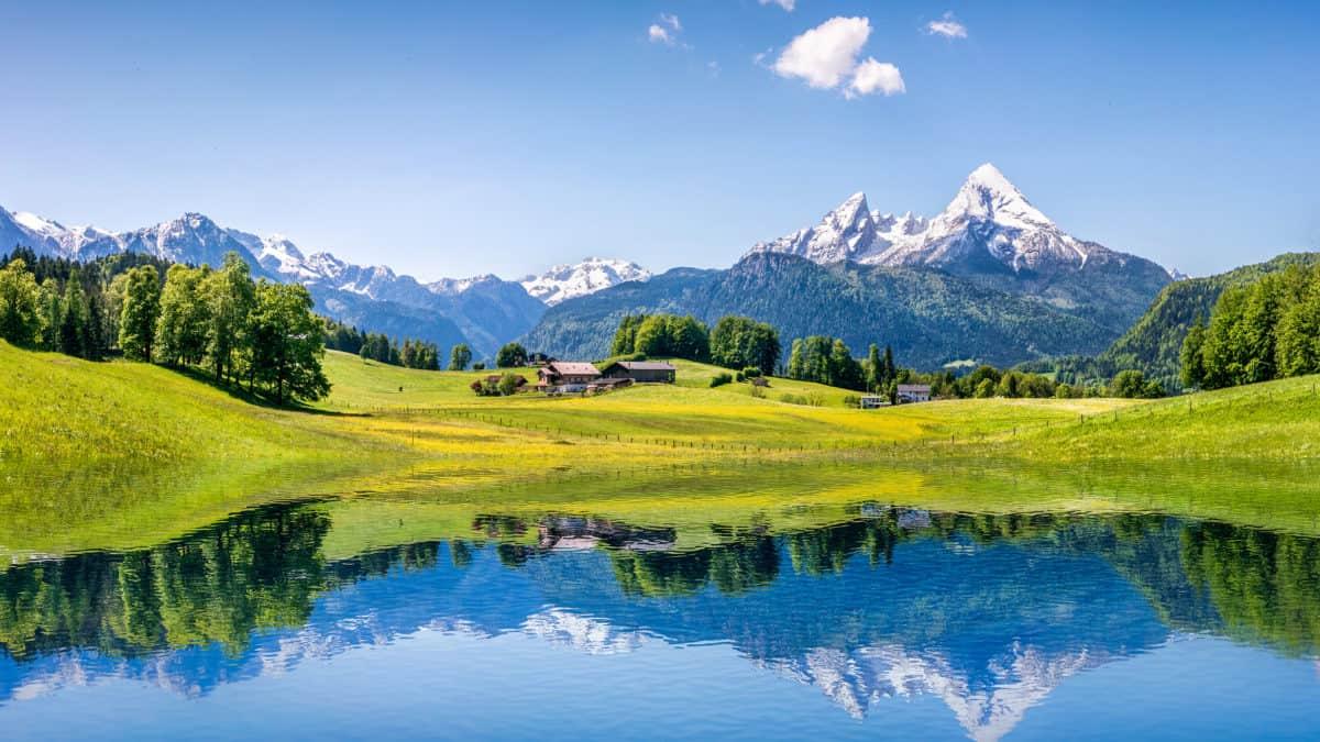 De perfecte mix tussen cultuur en natuur: Oostenrijk