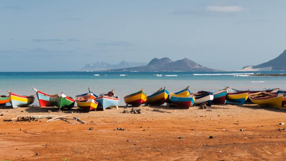 Get lost in paradise: Kaapverdië