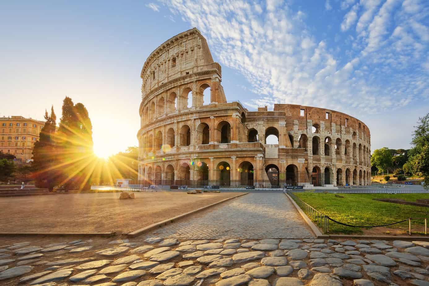Colosseum te Rome