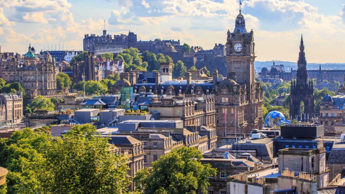 Citytrip naar Edinburgh: de hoofdstad van Schotland