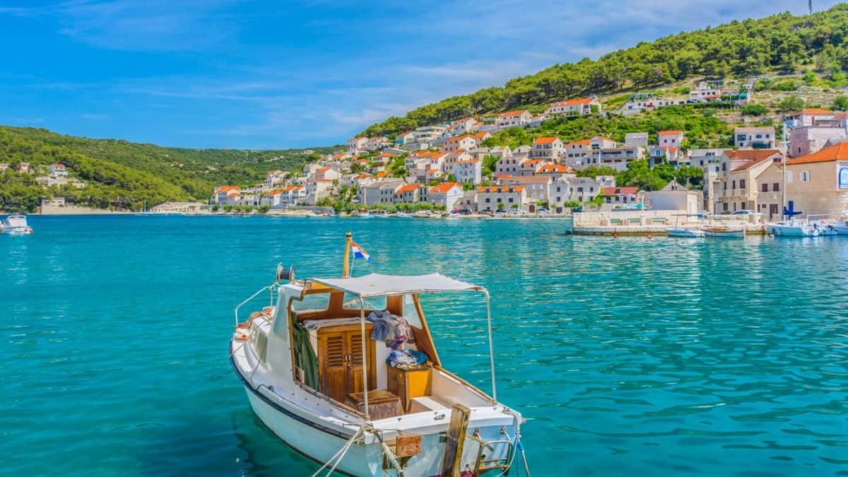 Ontdek het idyllische Kroatië