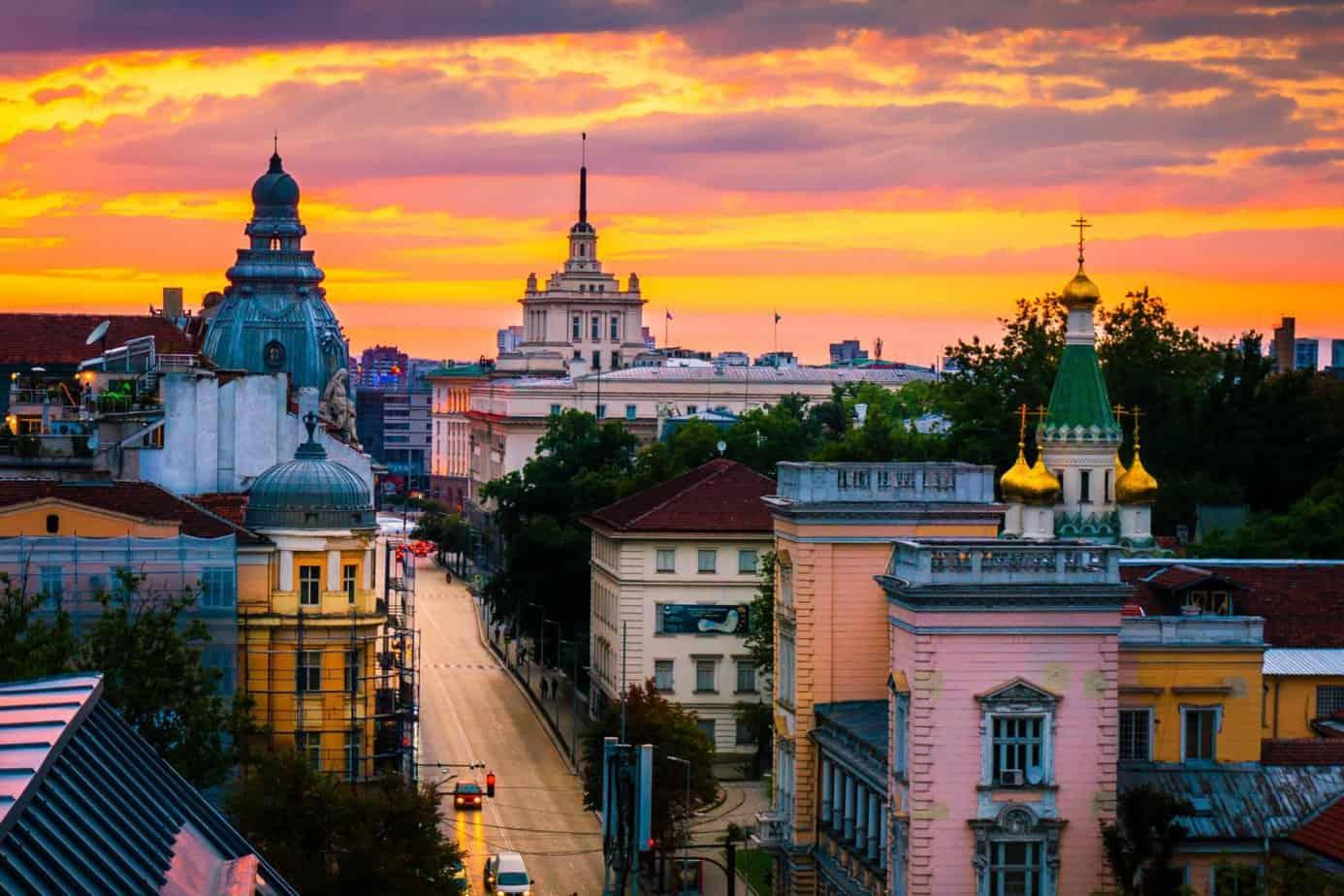 Sofia, Bulgarije
