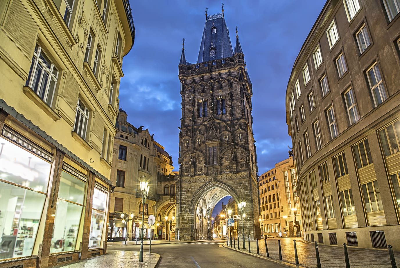 Toren Praag