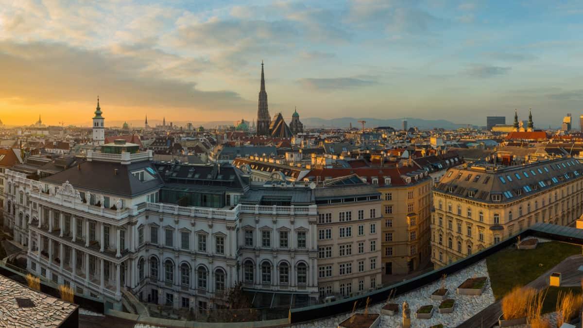 Mix van cultuur en ontspanning in Wenen
