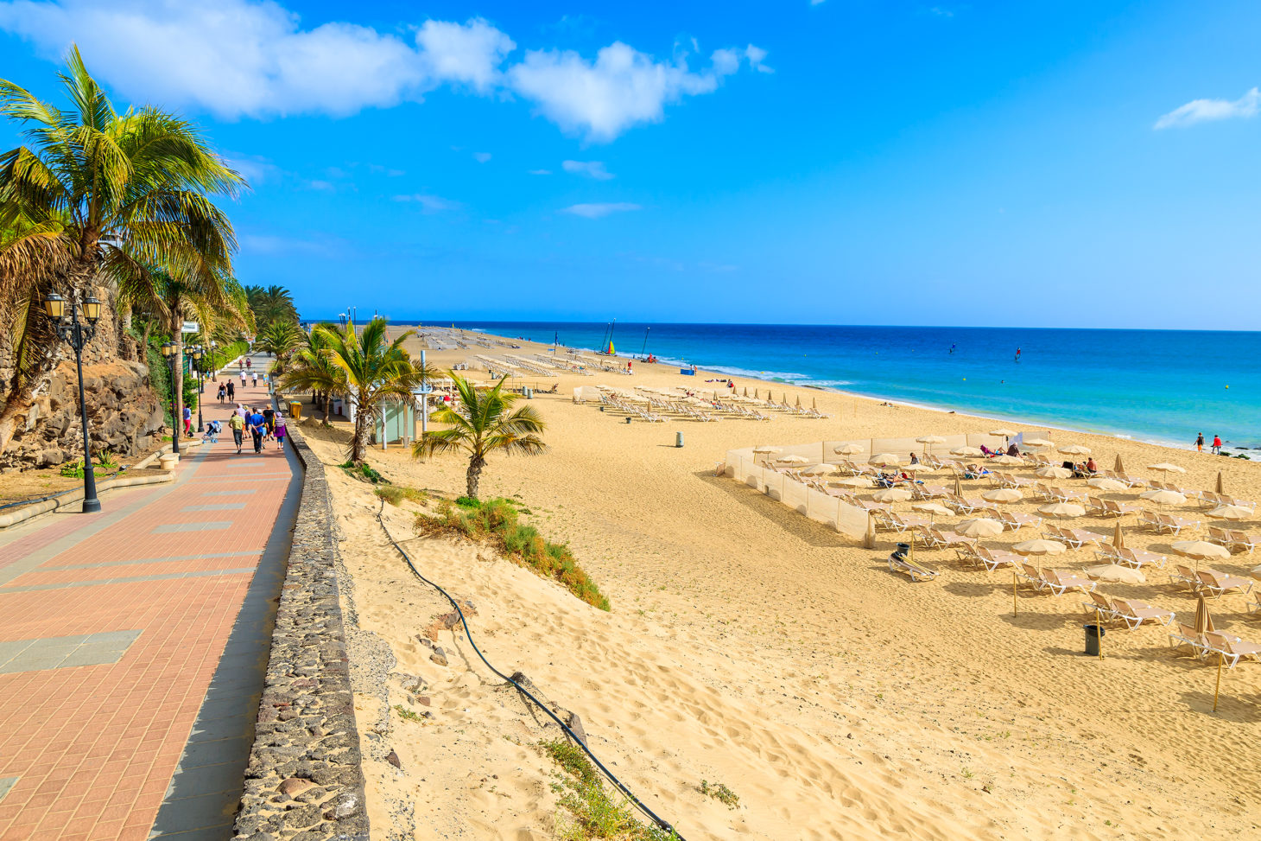 Mooie stranden op Lanzarote