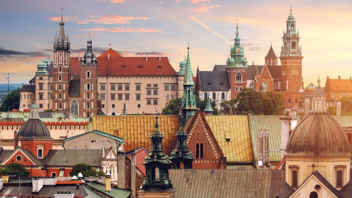 Vijf geweldige bezienswaardigheden in Krakau!