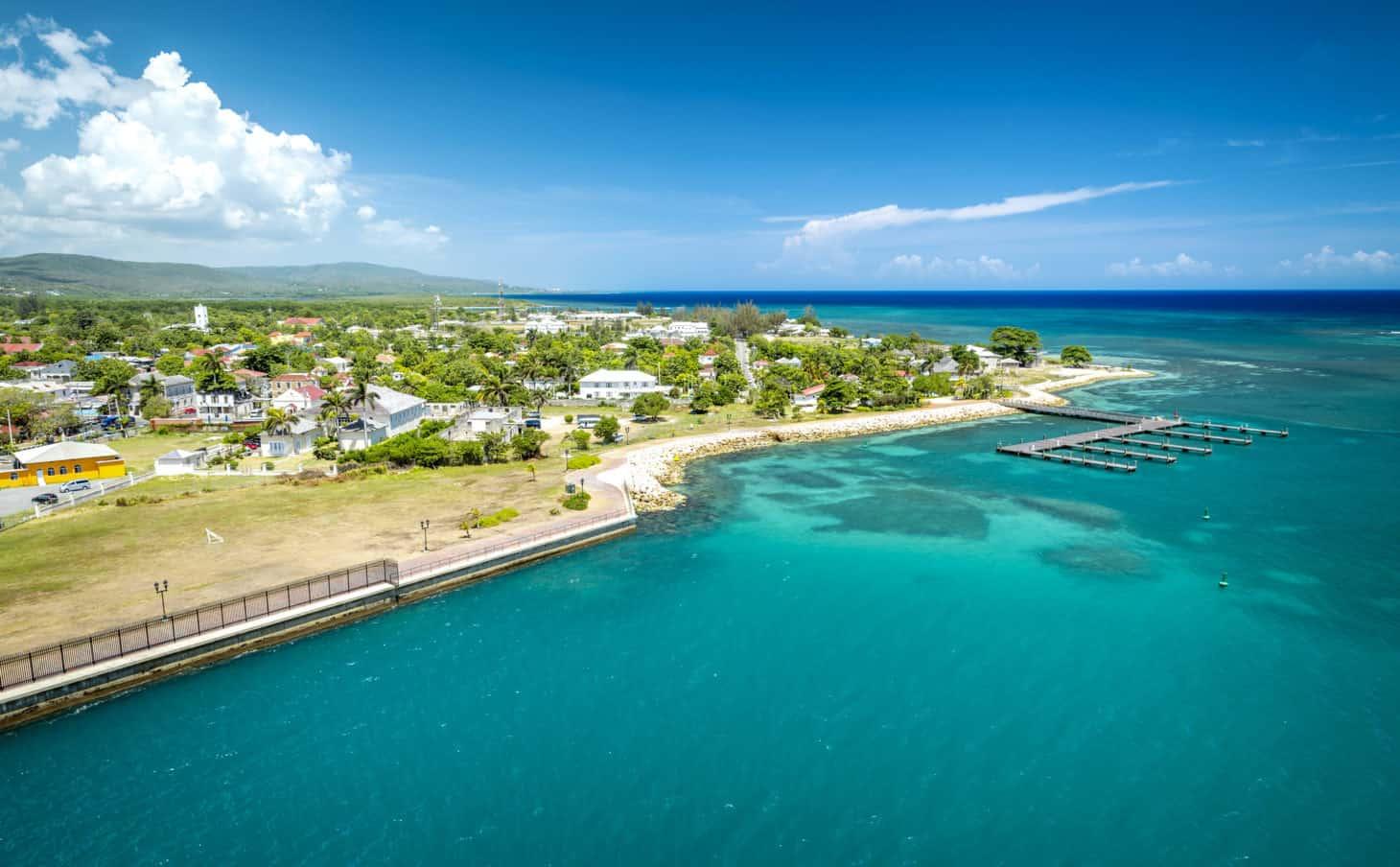 Stranden in Jamaica