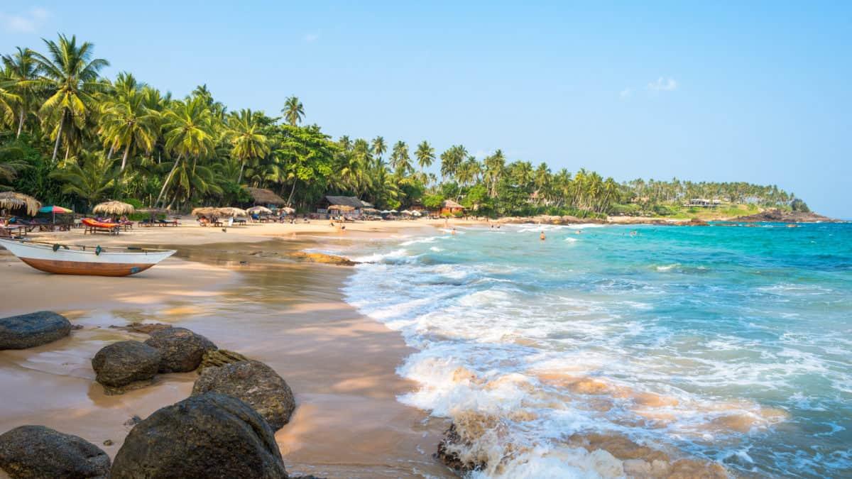 Sri Lanka, het prachtige eiland