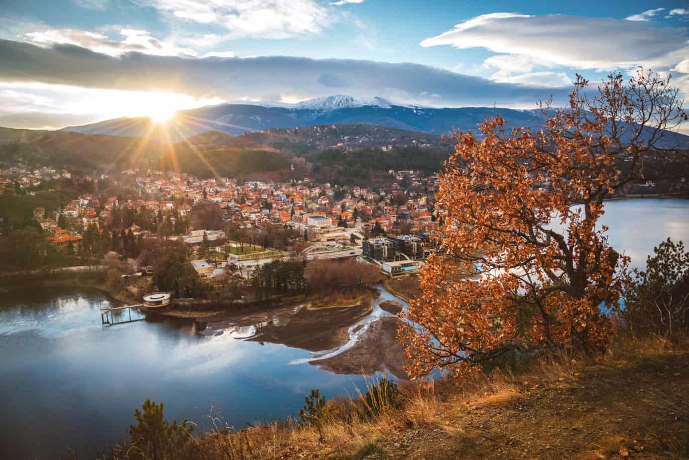 Pancharevo meer, Bulgarije