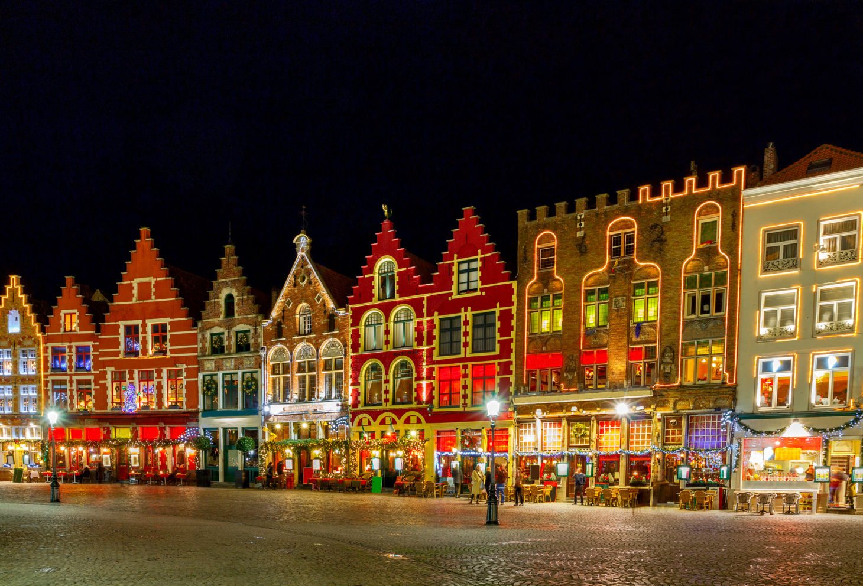 Kerstmarkt Brugge