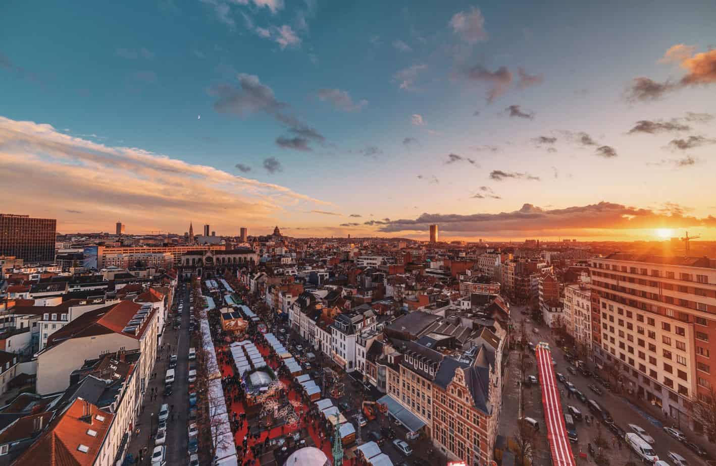 Brussel, Belgie