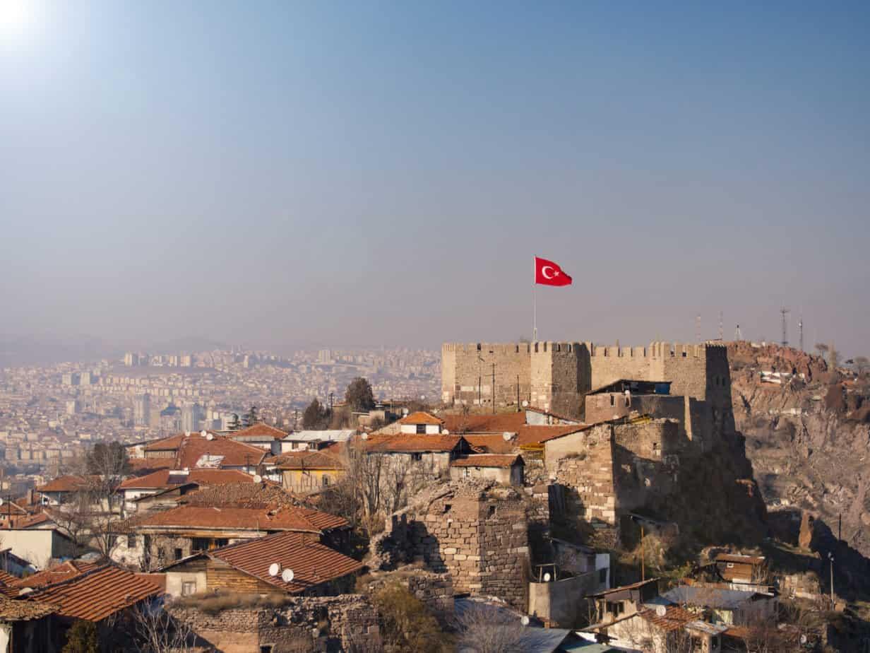 Ankara, Turkije