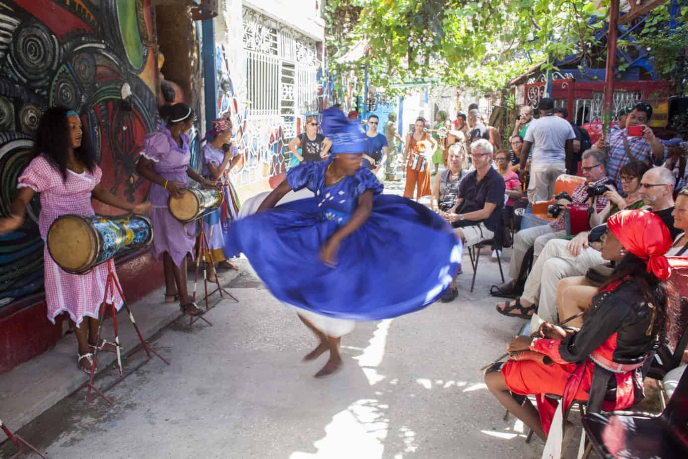 Dansen in Cuba