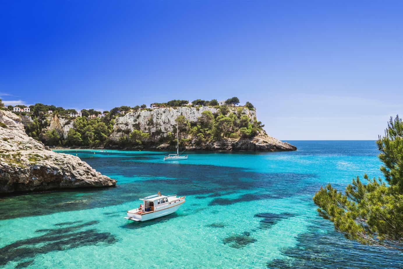 Prachtige stranden op Mallorca