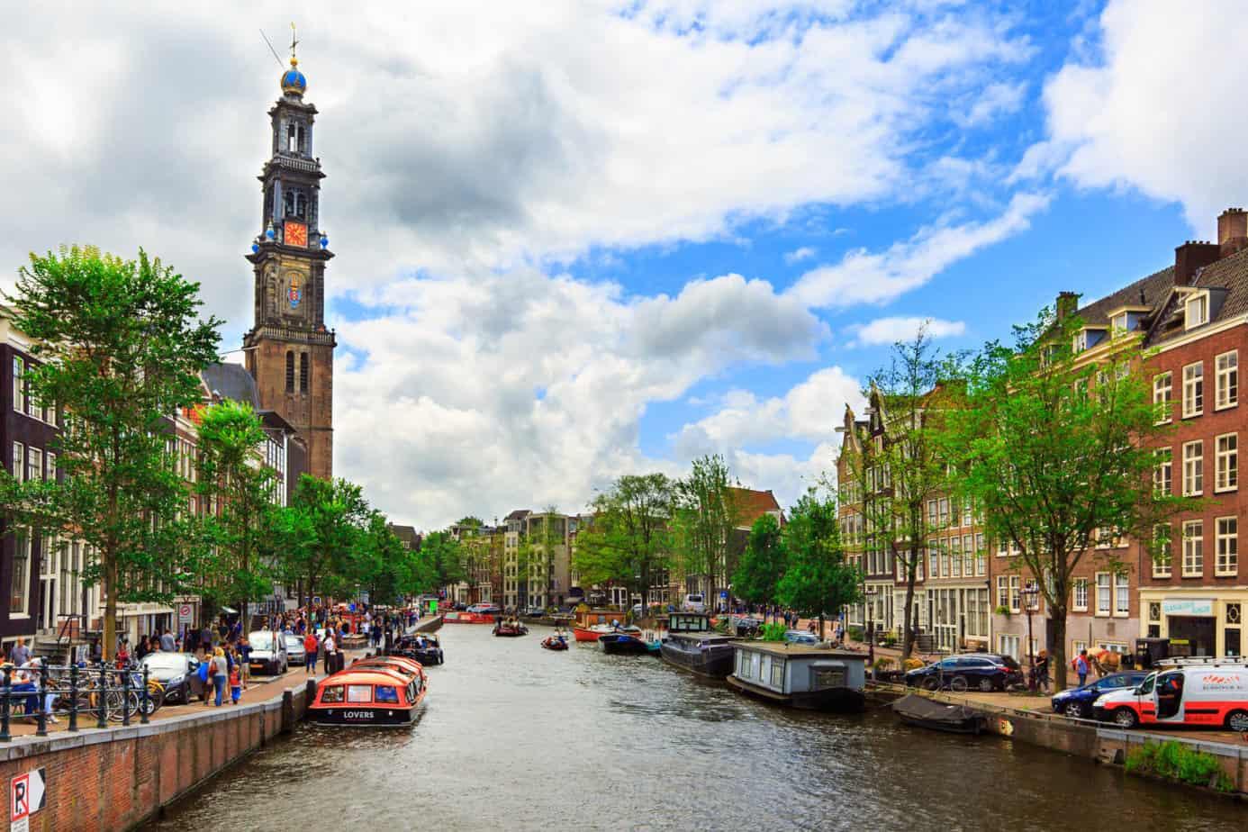 Kerken in Amsterdam