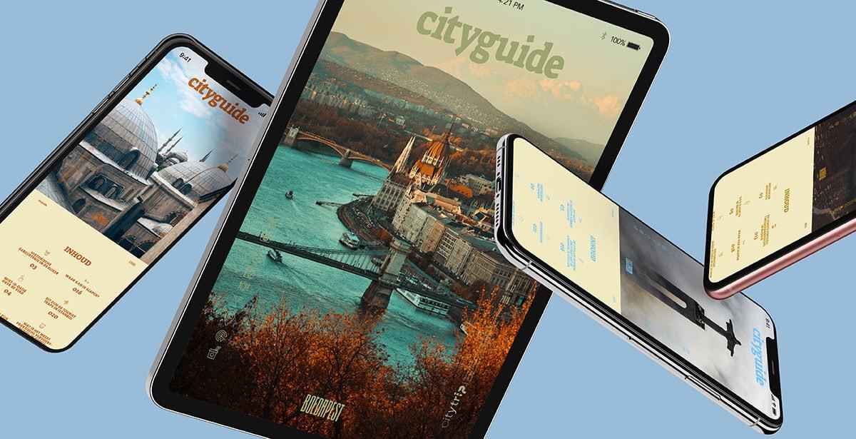 Binnenkort op citytrip? Download nu gratis onze 20 nieuwe cityguides