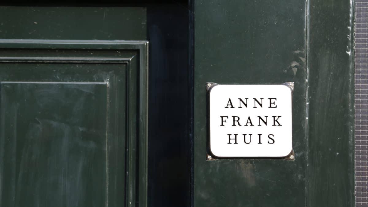 Bezoek het Anne Frank Huis in Amsterdam