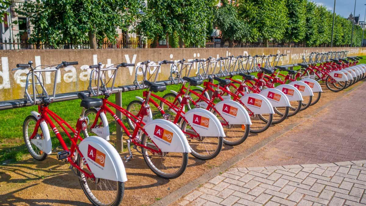 Ontdek Antwerpen per fiets