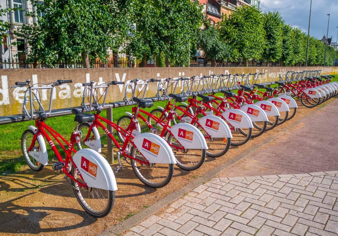 Antwerpen bikes
