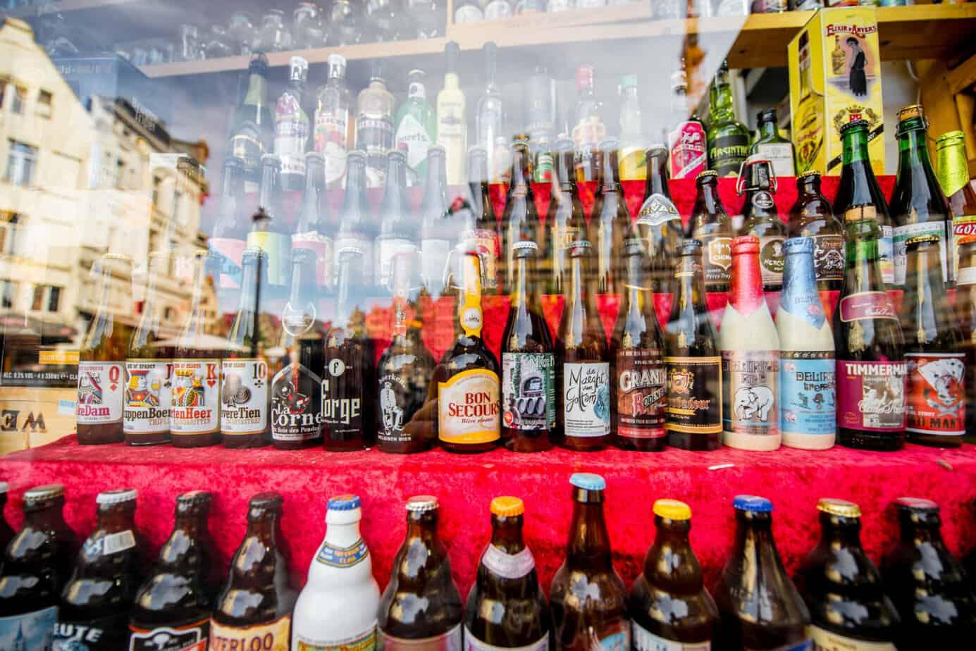 Bier Antwerpen