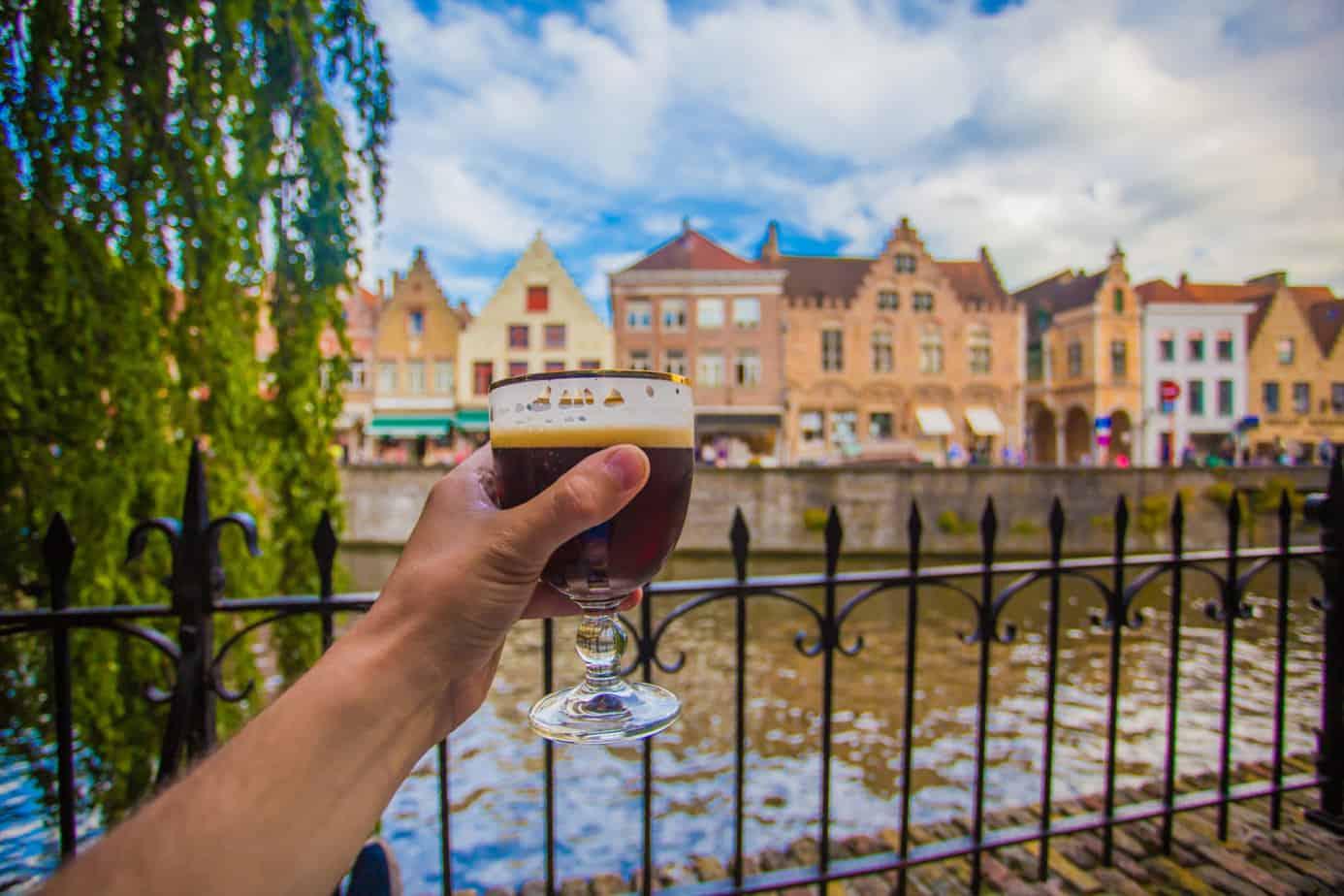 Bier in Brugge